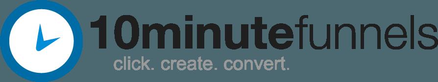 10 Minute Funnels Logo