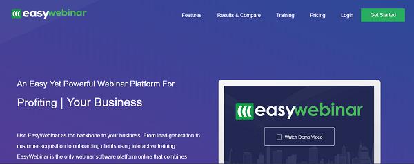 EasyWebinar, la meilleure solution pour vos webinaires